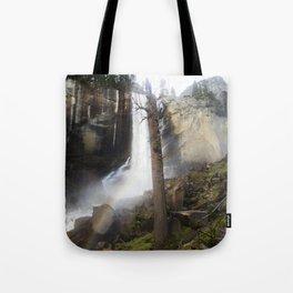 Mist Trail Tote Bag