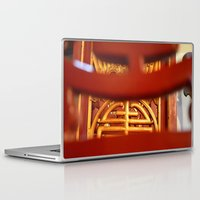 literature Laptop & iPad Skins featuring Temple of Literature by DrCaroline