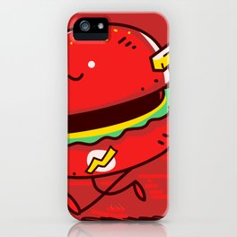 Fast food iPhone Case