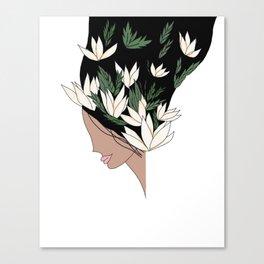 Free Blossom Canvas Print