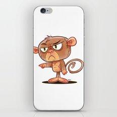 Animals N' Stuff Series - 1 - Monkey iPhone & iPod Skin