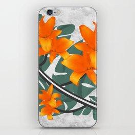 The Orange Wanderers Story iPhone Skin