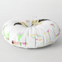 Kooky Kookaburra Floor Pillow