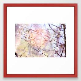 Nature's Whimsy Framed Art Print