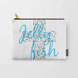 Jellyfish Cross Carry-All Pouch