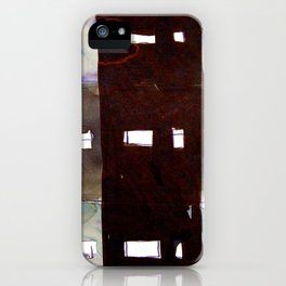 12 matchsticks side by side iPhone Case