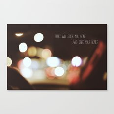 Ignte your Bones Canvas Print