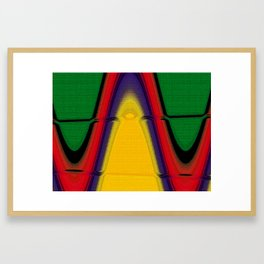 Abstract10 Framed Art Print