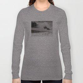 Angry Sea Long Sleeve T-shirt