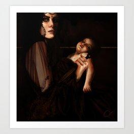 Medea Art Print