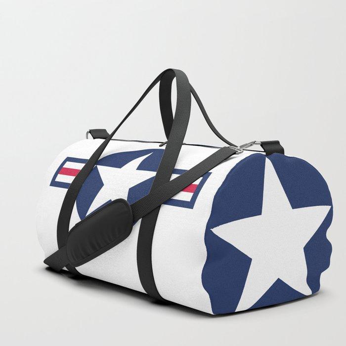 US Air force insignia HD image Duffle Bag