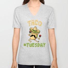 Taco Tuesday - Cinco De Mayo Unisex V-Neck