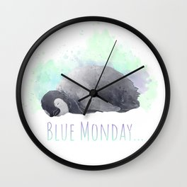 Every Monday is... Wall Clock