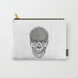 Skull 10 Carry-All Pouch