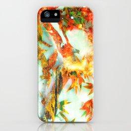 SHINING IV iPhone Case
