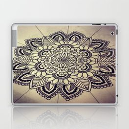 Mandala Green  Laptop & iPad Skin