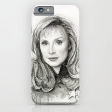 Beverly Crusher iPhone 6s Slim Case