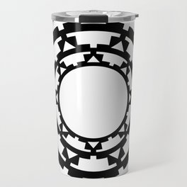 Pre-Columbian II Travel Mug
