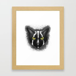 Rise of the planet of the cats Framed Art Print