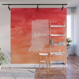 Sweet Home Indiana Wall Mural