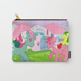 g1 my little pony Carry-All Pouch
