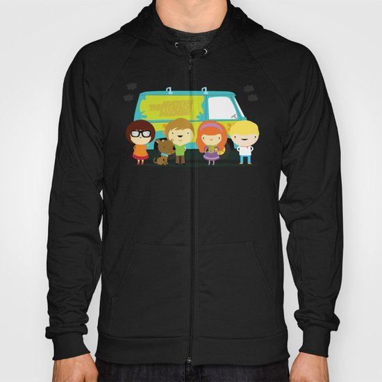 Little scooby characters Hoody
