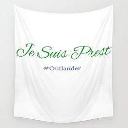 Je Suis Prest #Outlander Wall Tapestry