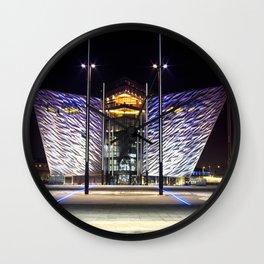 Belfast Maritme Quarters Wall Clock