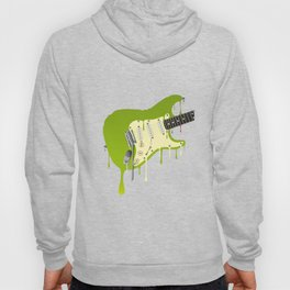 Melting Guitar Hoody