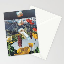 The Way to Nirvana Stationery Cards