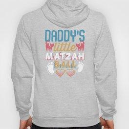 Daddy's Little Matzah Ball Hoody