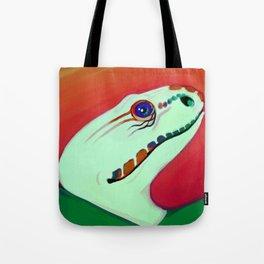 Reptile Style Tote Bag