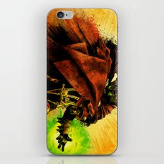Hellspawn iPhone Skin
