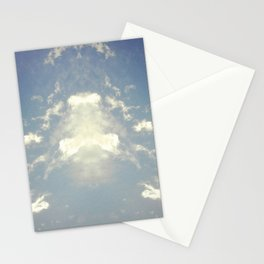 Cloud Blot Stationery Cards
