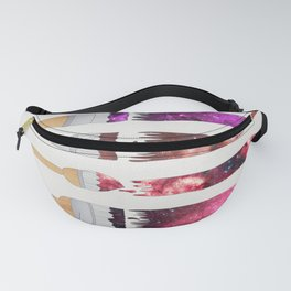 Color Your Life - Stargazer Fanny Pack
