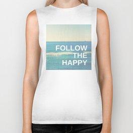 Follow the Happy Biker Tank