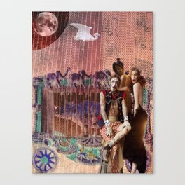 Cirque de la Lune, Pt. 2 Canvas Print
