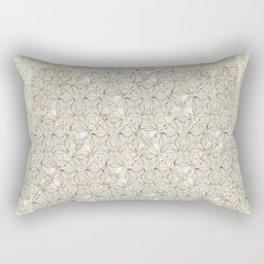 Loose Geometry - by Fanitsa Petrou Rectangular Pillow