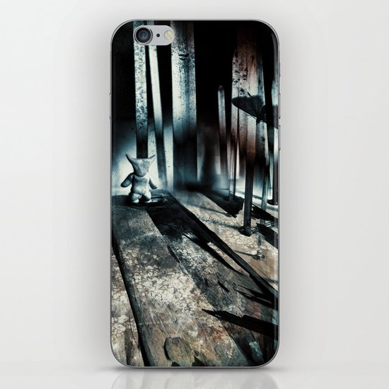 haunted. 9 iPhone & iPod Skin