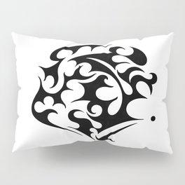 abstract swirl Pillow Sham
