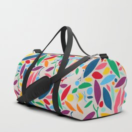 Found Objects Duffle Bag