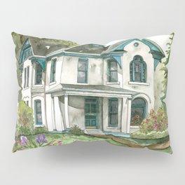 Garden House Pillow Sham