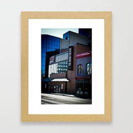 """The Grand Theatre"" Framed Art Print"