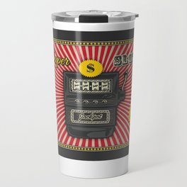 Super Slot Machine - Nevada Day Travel Mug