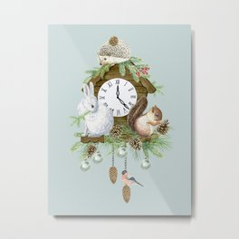 Christmas time Metal Print
