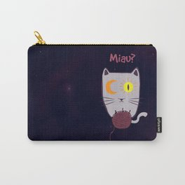Miau? Carry-All Pouch
