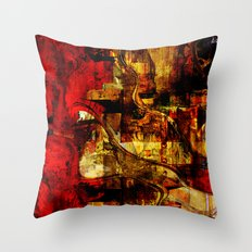 ELIAK Throw Pillow