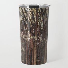 Banyan Tree Found on Hawaiian Hike Travel Mug