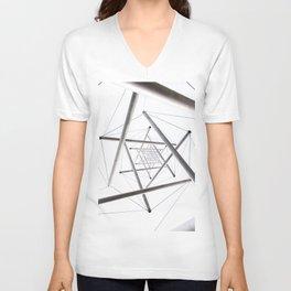 Infinite Geometry Unisex V-Neck