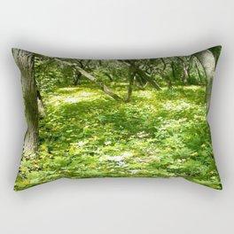 Last Looks Rectangular Pillow